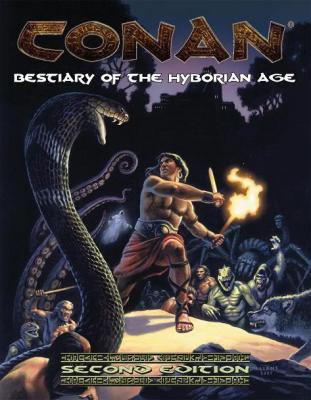 Conan - Bestiary of the Hyborian Age