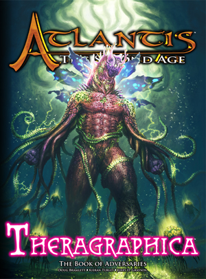 Atlantis: The Second Age - Theragraphica