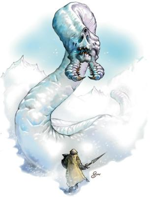 Frost Worm