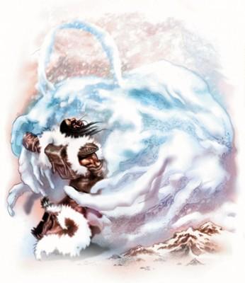 Snowflake Ooze
