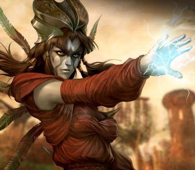 Kaska Witch