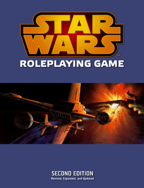 Star Wars Roleplaying Game 2nd Edition R E U