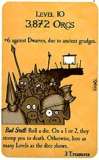 If you don't know Munchkin then there is no helping you.